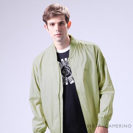 ROBERTA諾貝達 台灣製 極簡約風防潑水防風外套 HOT02-82黃色