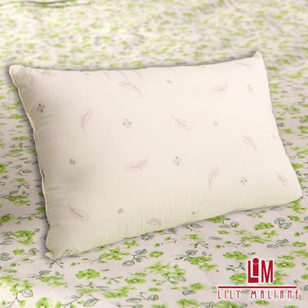 【Lily Malane】可水洗透氣四孔棉舒眠枕(一入) 絕佳彈性蓬鬆舒適╭*☆