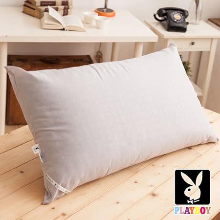 《PLAYBOY-竹炭健康枕》採用天然竹炭,吸濕排汗、乾爽舒適!