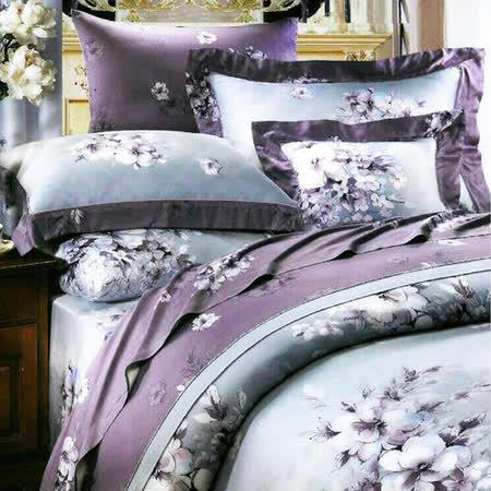 Daffodils《夜蘊香戀》100%天絲雙人四件式兩用被薄床包組