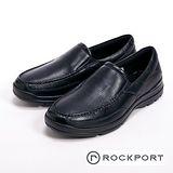 Rockport 直套柔軟休閒鞋-黑