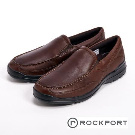 Rockport 直套柔軟休閒鞋-咖