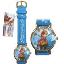 【波克貓哈日網】冰雪奇緣手錶◇造型手錶腕錶◇《安娜》