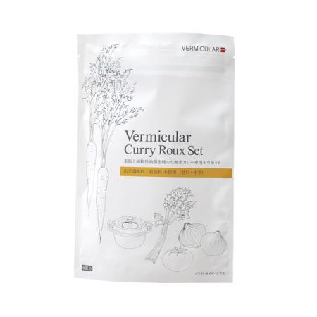日本 Vermicular咖哩醬料包