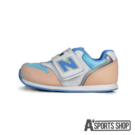 NEW BALANCE (大童) 紐巴倫 TIER 3 復古鞋 粉/白-FS996PWI