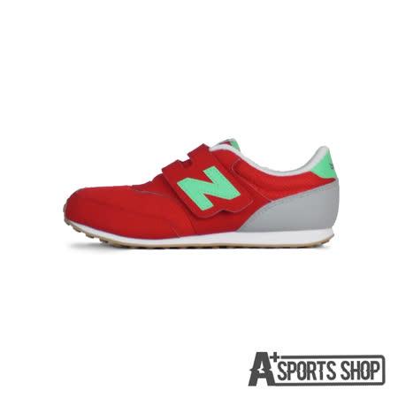 NEW BALANCE (大童) 紐巴倫 TIER 3 復古鞋 紅-K620REP