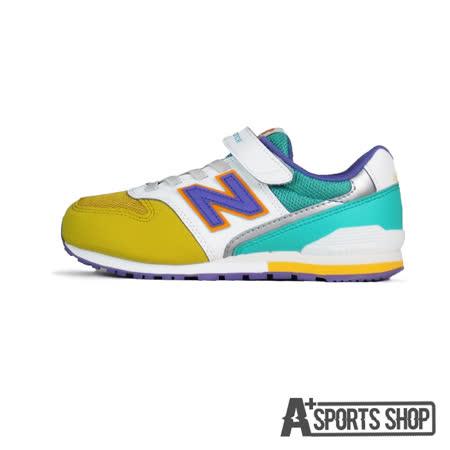 NEW BALANCE (大童) 紐巴倫 TIER 3 復古鞋 綠/黃-KV996YRY