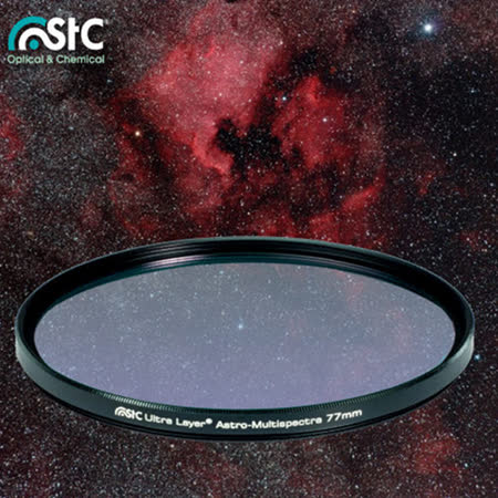 STC Astro-M 天文多波段濾除光害濾鏡 48mm(48,公司貨)~下單送鏡頭蓋防丟夾~