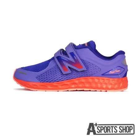 NEW BALANCE (大童) 紐巴倫 慢跑鞋 紫-KVZNTDGY