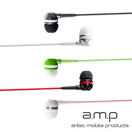 a.m.p dBs 編織線入耳式耳機