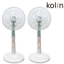 『Kolin』☆ 14吋 機械式立扇 KF-SH14A01 /KFSH14A01 *2入◆台灣製造◆