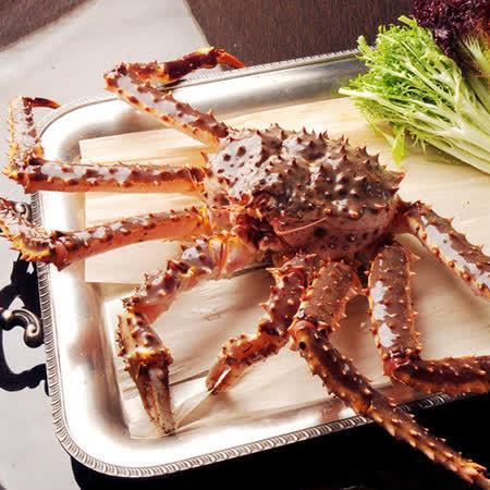 【台北濱江】鮮活帝王蟹(2.0~2.5kg/隻)