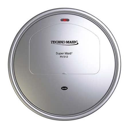 Techko Maid RV312 聰明管家吸塵拖地機器人 銀色