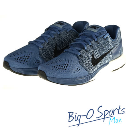 【NIKE】耐吉 NIKE LUNARGLIDE 7  慢跑鞋 男  747355403 Big-O Sports