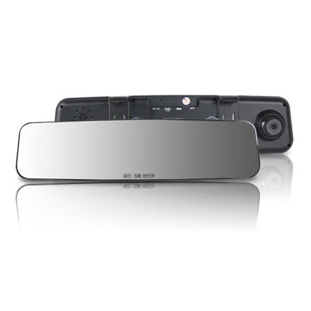 響尾蛇M3 Plus 後視鏡-防眩光1080P行車紀錄器(贈32G記憶卡+行車記錄器 dod三孔擴充點煙座+擦拭布)