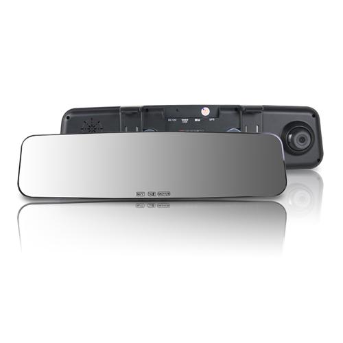 響尾蛇M3 Plus 後視鏡-防眩光1080P行車紀錄器(贈燦坤 行車記錄器32G記憶卡+三孔擴充點煙座+擦拭布)