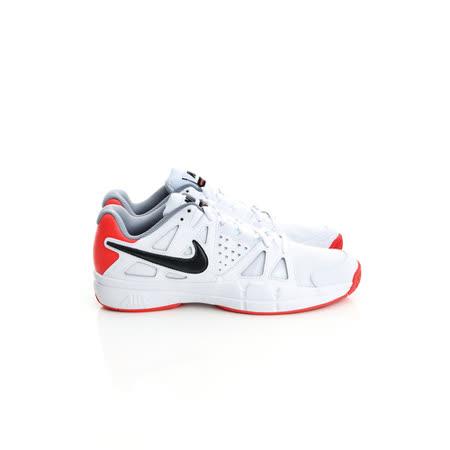 NIKE(男)慢跑鞋-白-599359106