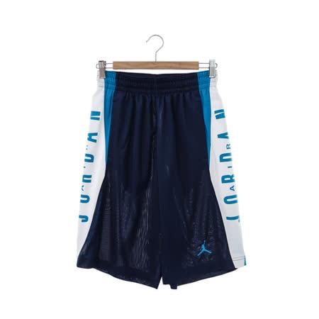 NIKE(男)JORDAN籃球短褲-藍-724843410