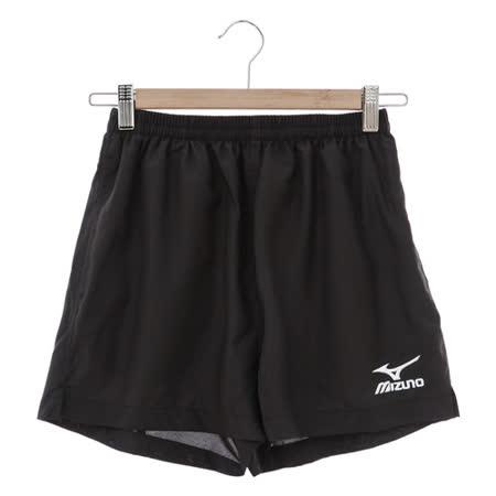 美津濃MIZUNO(男)運動短褲-黑-J2TB4A5409