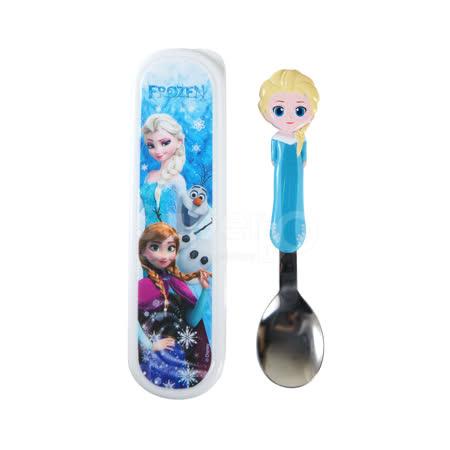 3D造型湯匙-冰雪奇緣Elsa(附盒)