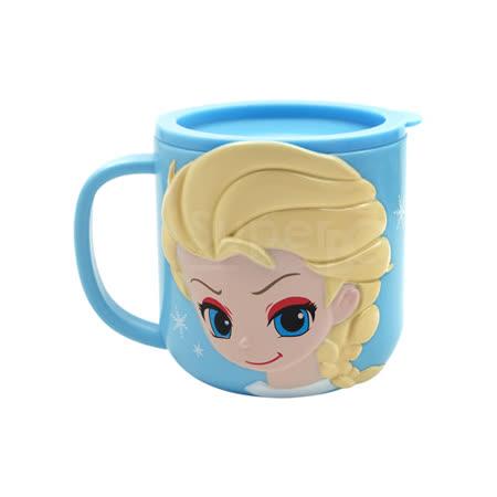 3D造型杯(300ml)冰雪奇緣Elsa