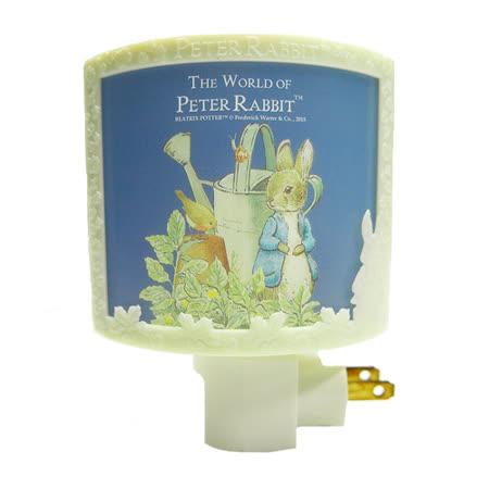 【BEDDING】水壺 彼得兔LED省電小夜燈.