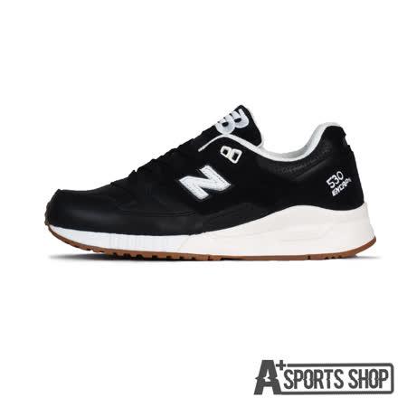 NEW BALANCE (男女) 紐巴倫 TIER 2 To 3 復古鞋 黑-M530ATB
