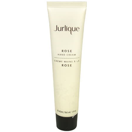 Jurlique茱莉蔻 玫瑰護手霜(40ml)-新款軟管裝