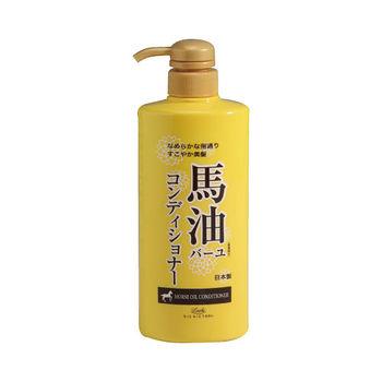 LOSHI 馬油保濕滋潤護髮乳600ml