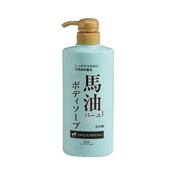 LOSHI 馬油保濕滋潤沐浴乳600ml