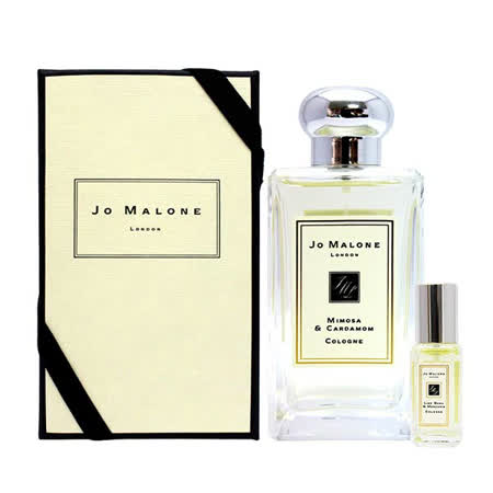 【航空限定版】Jo Malone 含羞草與小荳蔻淡香水 100ml (送) 同品牌隨機小香
