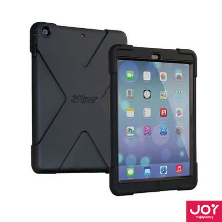 JOY aXtion BOLD 生活防水軍規防摔 iPad mini Retina 保護套 - 黑
