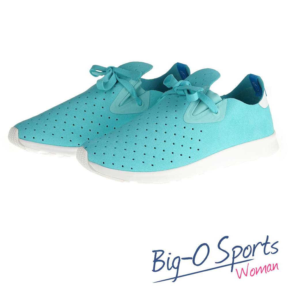 NATIVE  APOLLO MOC  輕便鞋 休閒鞋 女 024004251 Big-O Sports