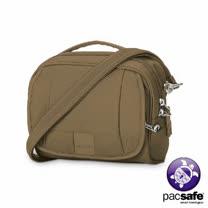 Pacsafe METROSAFE LS140 防盜單肩包(5L)(沙褐)