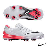 Nike LUNAR CONTROL 4 高爾夫球鞋-紅白