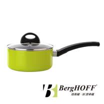 【比利時BergHOFF焙高福】Eclipse綠單柄小湯鍋16CM(1.5L)
