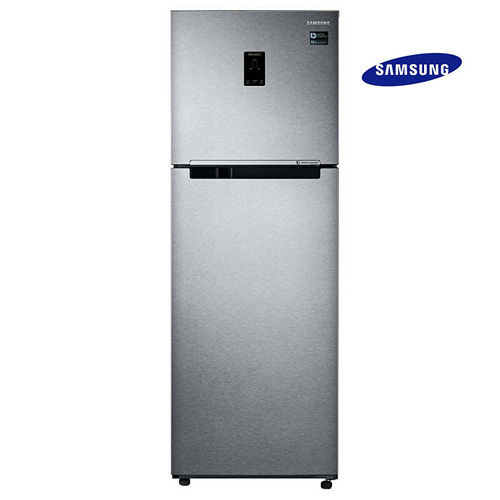 Samsung三星323公升Twin Cooling Plus雙循環1級雙門冰箱RT32K5535SL/TW