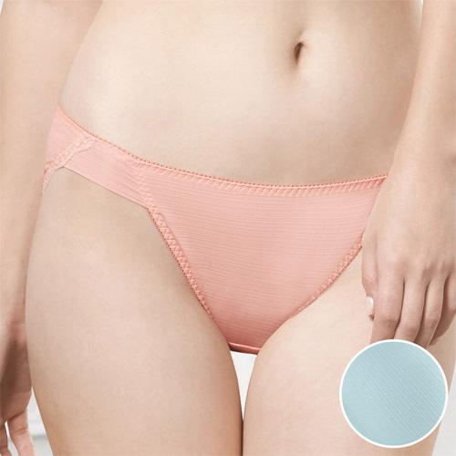 【華歌爾】記形美人雙記形 M-LL 低腰三角褲(薄荷綠)
