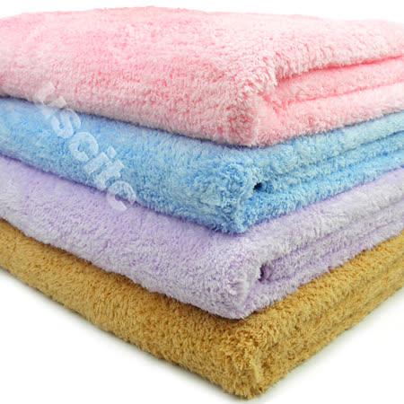 【神布開纖紗系列】擦髮巾/枕巾(50*90cm)