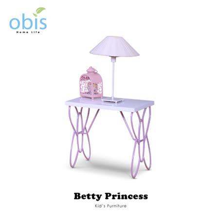 【開箱心得分享】gohappy 線上快樂購兒童家具/桌椅/床邊桌【obis】Kid's Neverland貝蒂公主系列 - 床邊桌有效嗎愛 買 總 公司