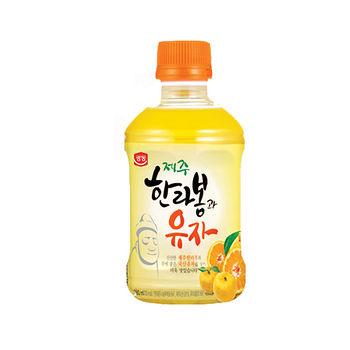 廣東製藥濟洲漢孥峰柚子茶280ML