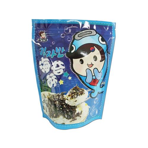 海樂海苔酥~原味70g