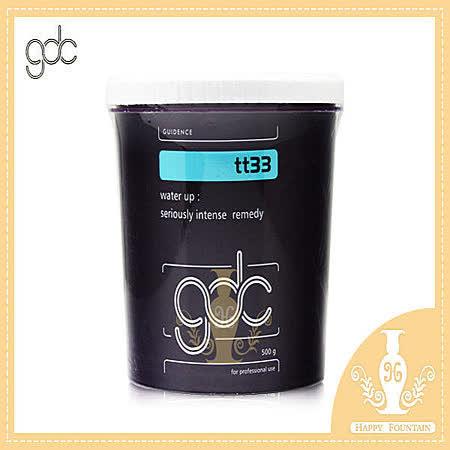 gdc 鎖水重建修護膜 tt33 500g
