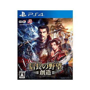 PS4 信長之野望 創造 亞洲中文版