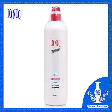 艾爾妮可 IONIC 玫瑰精油洗髮精 1000ml