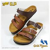 【G.P 休閒個性柏肯鞋】M361-30 咖啡色 (SIZE:40-44 共二色)