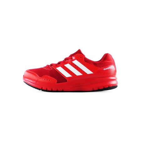 ADIDAS (女) 愛迪達 DURAMO 7 K 慢跑鞋 紅 -S42126