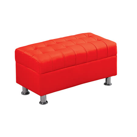 【真心勸敗】gohappy 線上快樂購里約2.7尺紅皮沙發椅凳評價如何威 秀 影 城 大 遠 百