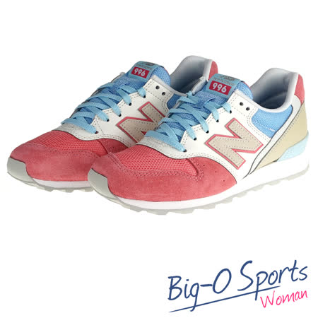 New Balance 紐巴倫 TIER 2 復古鞋 女 WR996HI  Big-O Sports