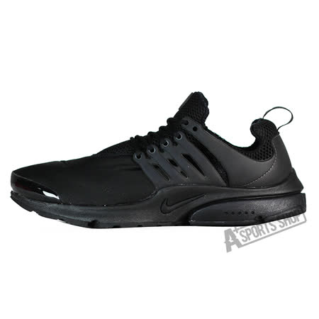 NIKE (男) 耐吉 NIKE AIR PRESTO Triple Black 魚骨鞋 黑-305919009